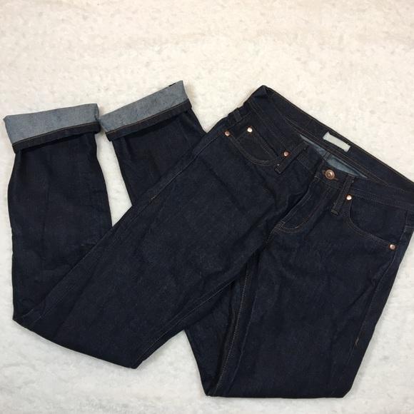 1a8de3c0e02 The Unbranded Brand Selvedge Skinny Jeans UB101. M 5bc7460e9fe4866ecc36f4ad